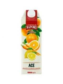 Suc Ace portocale, lămâie și morcovi Giardino dei Sapori 1500ml