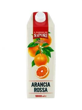 Suc de portocale roșii Giardino dei Sapori 1500ml