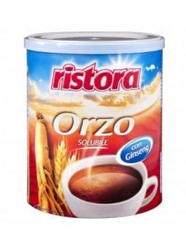 Băutură pe bază de orz și ginseng Ristora 120g
