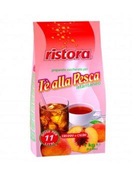 Ceai instant de piersici Ristora (pentru 11 litri)