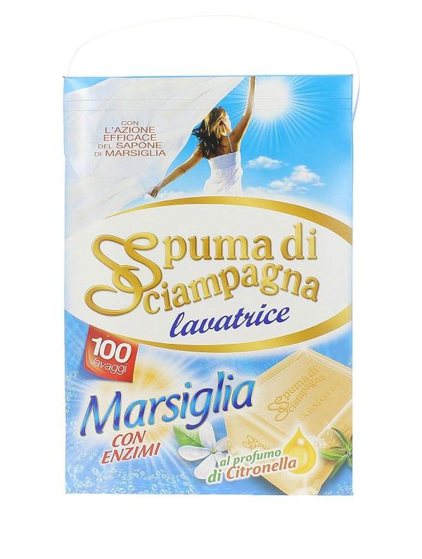 Detergent Spuma Di Sciampagna Marsiglia 100 Spălări 6 8kg