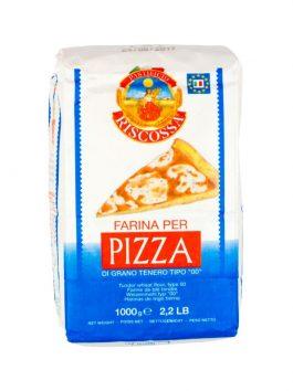 Făină pentru pizza Riscossa 40 x 25Kg