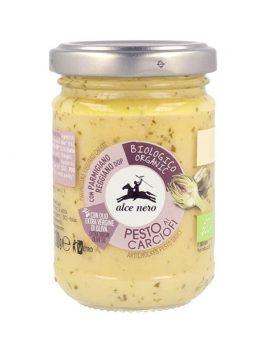 Pesto bio de anghinare Alce Nero 130g
