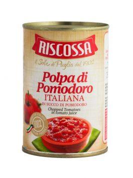 Pulpă de roșii Riscossa 400g