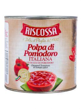 Pulpă de roșii Riscossa 2500g