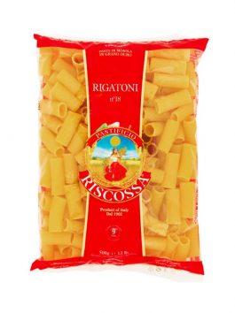 Rigatoni Riscossa n° 918 500g