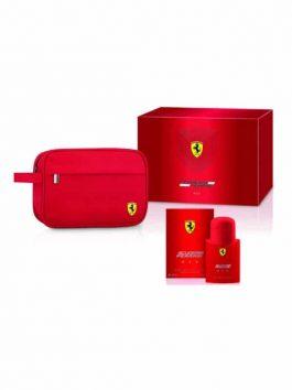 Scuderia Ferrari Red EDT 40ml + borsetă