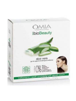 Set Omia Ecobio aloe vera șampon 250ml + balsam 200ml + pieptene