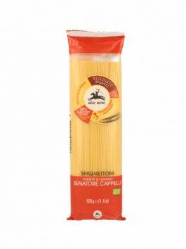 Spaghettoni din grâu dur Senatore Cappelli bio Alce Nero 500g