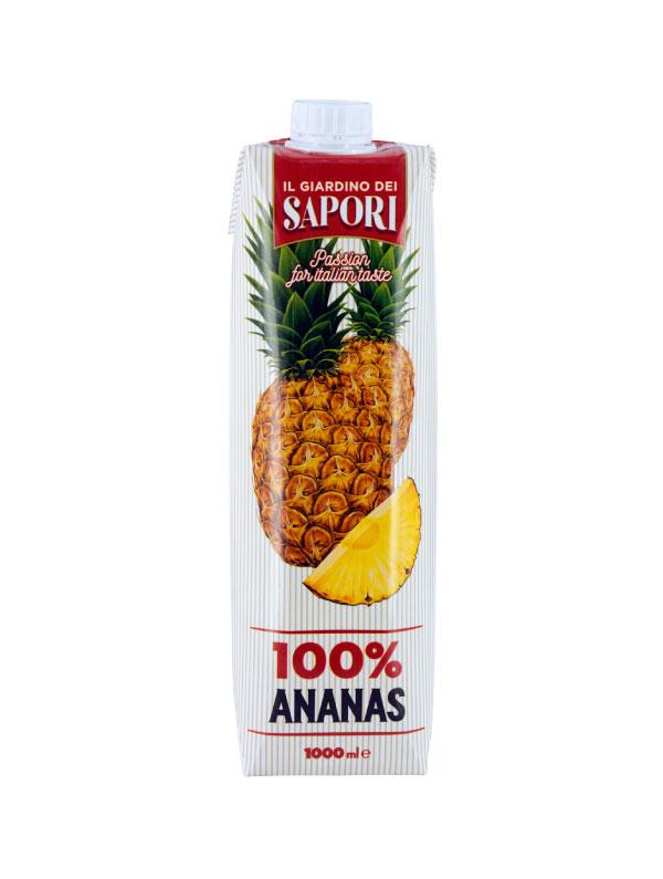 Suc de ananas 100 giardino dei sapori 1l c mara fermecat - Giardino dei sapori calvenzano ...