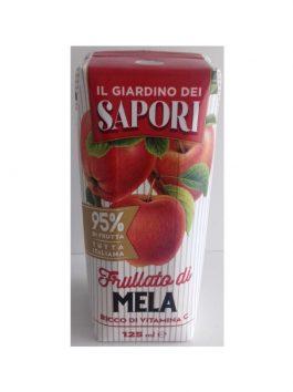 Suc de mere 95% fruct Giardino dei Sapori 125ml