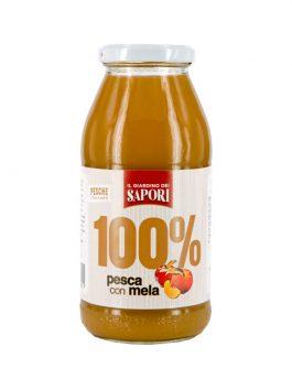 Suc de piersici 100% fruct Giardino dei Sapori 500ml