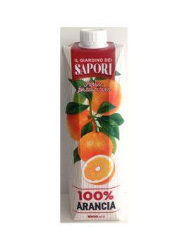 Suc de portocale 100% Giardino dei Sapori 1L