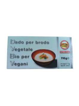 Cubulețe vegane bio pentru supă de legume Fattoria Italia 10x11g