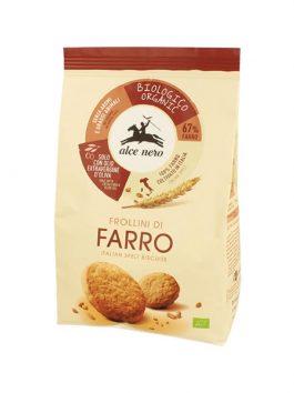 Biscuiți bio din alac Alce Nero 300g