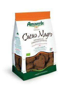 Biscuiți cu cacao Almaverde Bio 250g