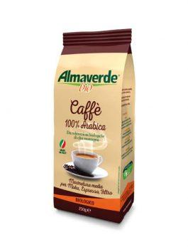 Cafea 100% Arabica Almaverde Bio 250g
