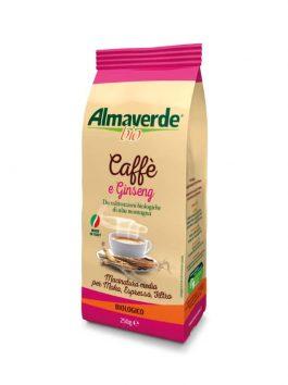 Cafea cu ginseng Almaverde Bio 250g