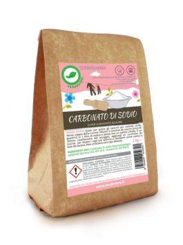 Carbonat de sodiu ecologic VerdeVero 1kg