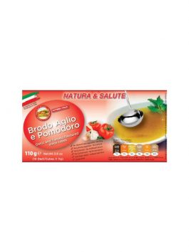 Cubulețe pentru supă de roșii Natura & Salute Fattoria Italia 10x11g