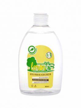 Detergent ecologic 3 în 1 Lemon Tri VerdeVero 500ml
