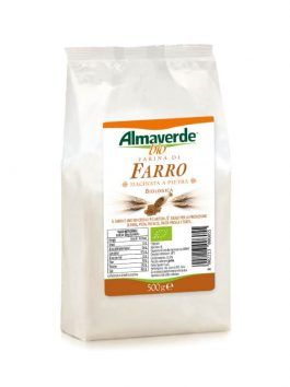 Făină de alac Almaverde Bio 500g