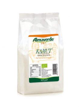 Făină de grâu khorasan Kamut® Almaverde Bio 500g