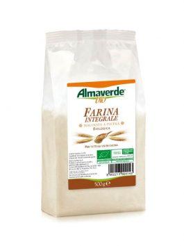 Făină integrală Almaverde Bio 500g