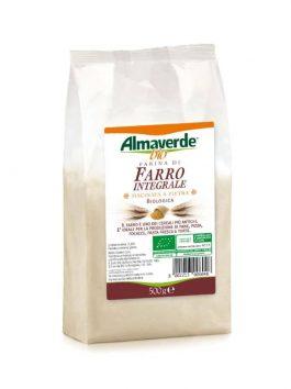 Făină integrală de alac Almaverde Bio 500g