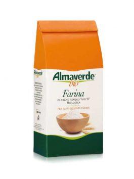 Făină tip 0 Almaverde Bio 1kg
