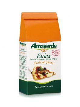 Făină tip 0 pentru pizza Almaverde Bio 1kg