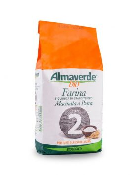 Făină tip 2 Almaverde Bio 1kg