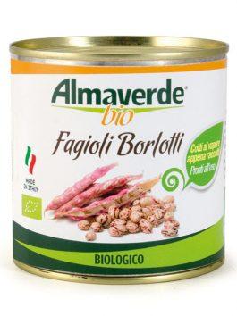 Fasole boabe Almaverde Bio 400g