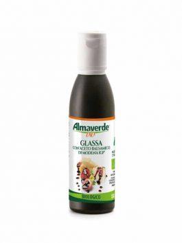 Glazură de oțet balsamic Almaverde Bio 150ml