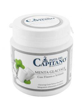 Gumă de mestecat Pasta del Capitano Ice Mint 105g