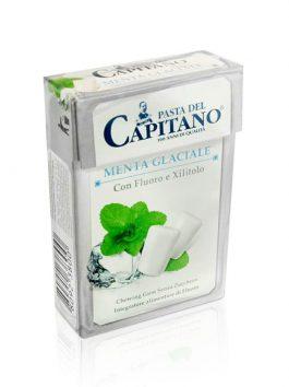 Gumă de mestecat Pasta del Capitano Ice Mint 30g