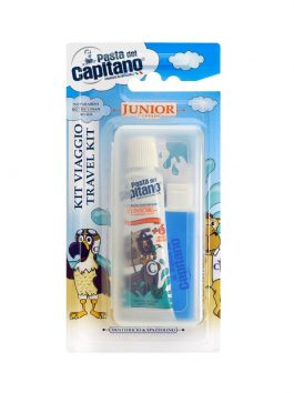 Kit călătorie Junior Pasta del Capitano