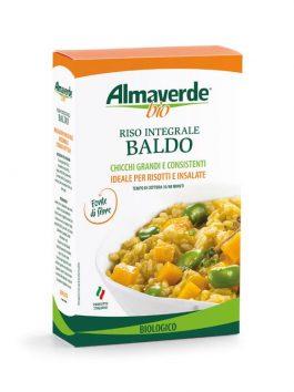 Orez integral Baldo Almaverde Bio 1kg