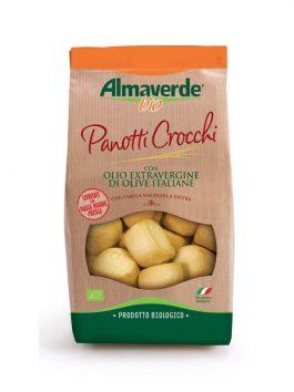 Pâinici crocante cu ulei de măsline Almaverde Bio 220g