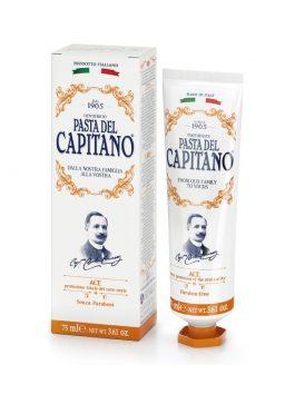 Pastă de dinți cu vitaminele A, C, E Pasta del Capitano 1905 75ml