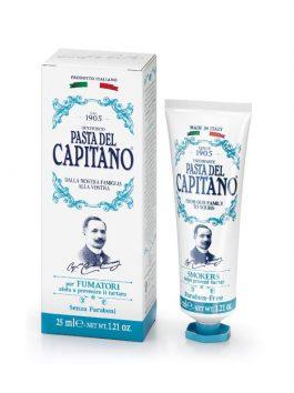 Pastă de dinți pentru fumători Pasta del Capitano 1905 25ml