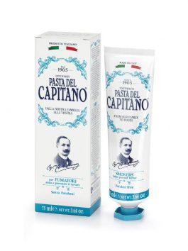 Pastă de dinți pentru fumători Pasta del Capitano 1905 75ml