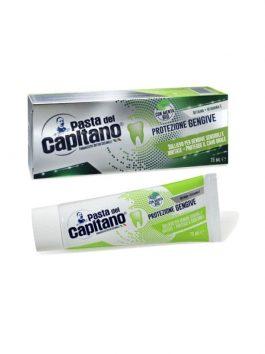 Pastă de dinți pentru protecția gingiilor Pasta del Capitano 75ml