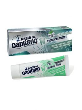 Pastă de dinți pentru protecția totală Pasta del Capitano 75ml