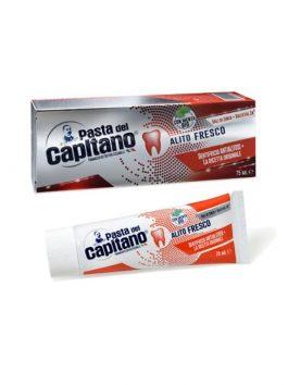 Pastă de dinți pentru respirație proaspătă Pasta del Capitano 75ml