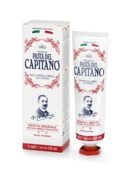 Pastă de dinți rețeta originală Pasta del Capitano 1905 75ml