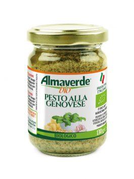 Pesto alla Genovese Almaverde Bio 130g