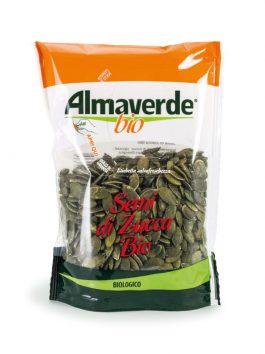 Semințe decojite de dovleac Almaverde Bio 150g