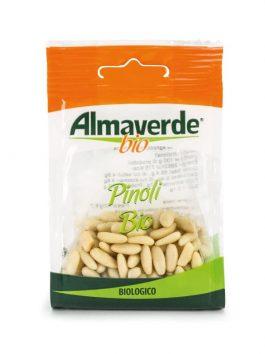 Semințe decojite de pin Almaverde Bio 40g