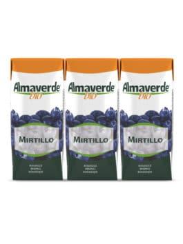 Suc de afine Almaverde Bio 3 x 200ml